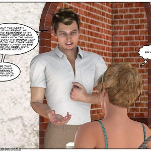 TG Comics College Life - Issue 3 gallery image-051