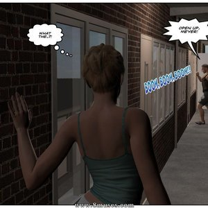 TG Comics College Life - Issue 3 gallery image-060