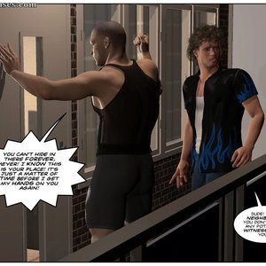TG Comics College Life - Issue 3 gallery image-064