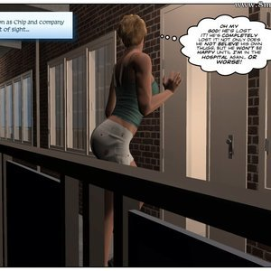 TG Comics College Life - Issue 3 gallery image-066