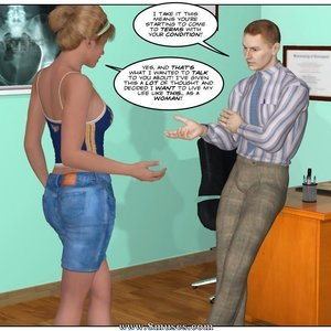 TG Comics College Life - Issue 3 gallery image-081