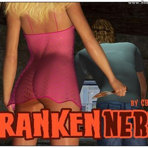 Frankennerd – Issue 2 TG Comics