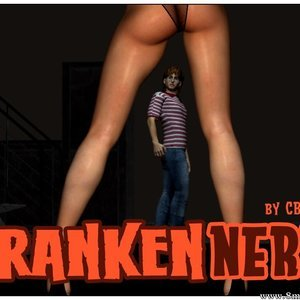 Frankennerd – Issue 3 TG Comics