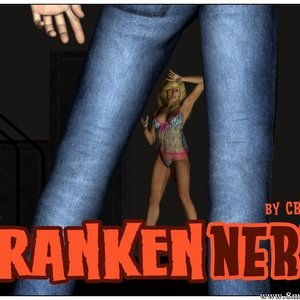 Frankennerd – Issue 4 TG Comics