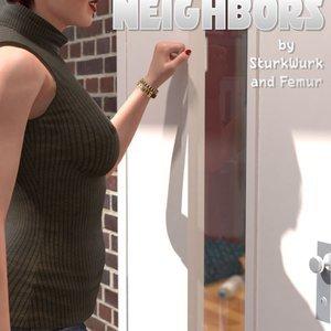 Neighbors – Issue 1 (TG Comics) thumbnail