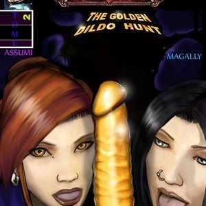 Golden Dildo Hunt TheWorldOfPorncraft – Shina