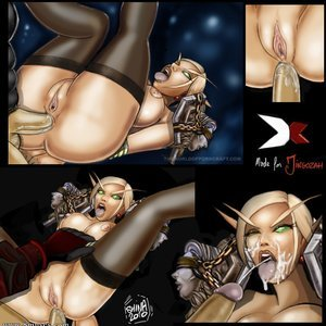 Rumie TheWorldOfPorncraft – Shina