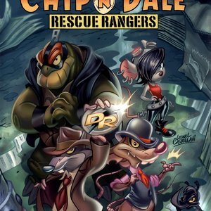 Chip N Dale Rescue Rangers 5 comic 001 image