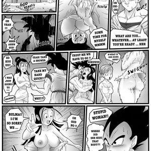 Saiyan's Wives Priorities image 006