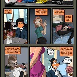 Goofy Date comic 001 image