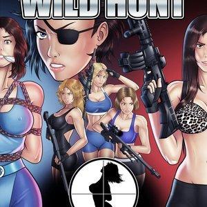 Claire Voyants Wild Hunt comic 001 image