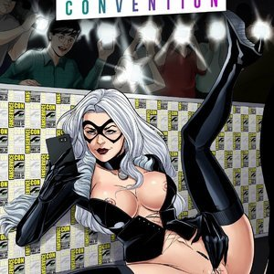 Fanservice Convention - Issue 2 comic 001 image
