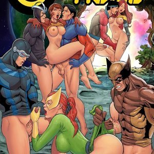House Of XXX - Summer Home comic 001 image