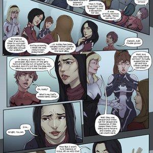 Tracy Scops Comics Inheritors gallery image-004