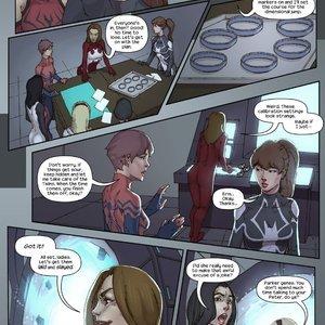 Tracy Scops Comics Inheritors gallery image-008