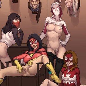 Tracy Scops Comics Inheritors gallery image-013