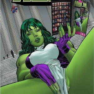 Rllas - She-Hulk comic 001 image