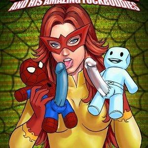 Spider-Man And His Amazing Fuckbuddies comic 001 image