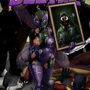 The Superior Beetle comic 001 image