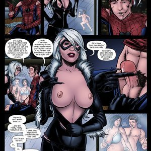 Tracy Scops Comics Wetfur and Stickyweb gallery image-004