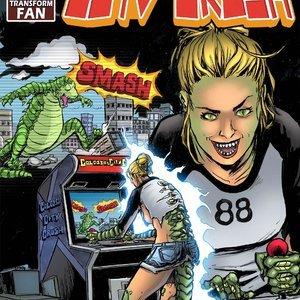 Colossal City Crush – Issue 1 (Transform Fan Comics) thumbnail