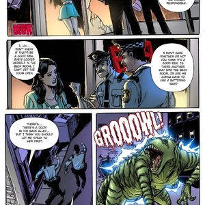 Colossal City Crush - Issue 1 image 016