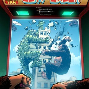 Colossal City Crush - Issue 2 comic 001 image