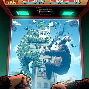 Transform Fan Comics – Colossal City Crush – Issue 2 thumbnail