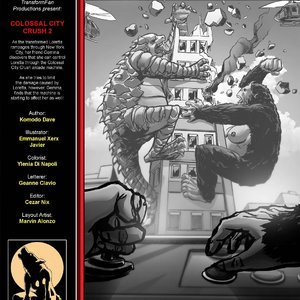 Colossal City Crush - Issue 2 image 002