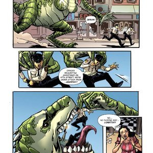 Colossal City Crush - Issue 2 image 003