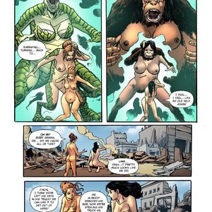 Colossal City Crush - Issue 2 image 016