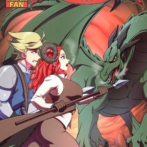Dragons Captive – Issue 1 (Transform Fan Comics) thumbnail