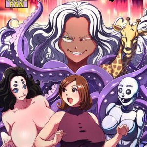 Madame Nefarias Boutique – Issue 1 (Transform Fan Comics) thumbnail