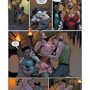 Sex Drones from Planet X - Issue 1 image 019
