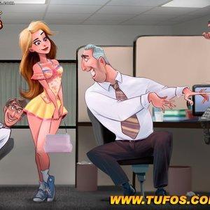 My Boss Daughter (Tufos Comics) thumbnail