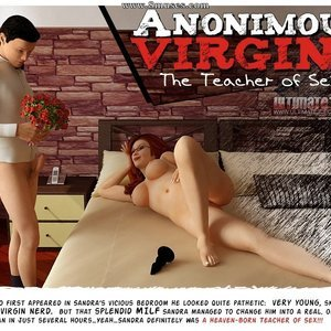 Anonymous Virgins Part 1 – The Teacher of Sex Ultimate3DPorn Comics