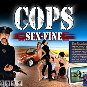 Cops. Part 1 Sex-Fine Ultimate3DPorn Comics