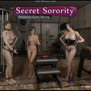 Secret Sorority Ultimate3DPorn Comics