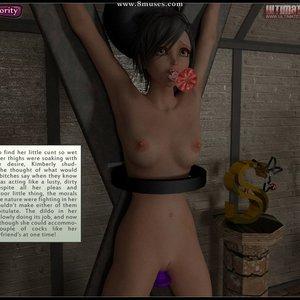 Ultimate3DPorn Comics Secret Sorority gallery image-036