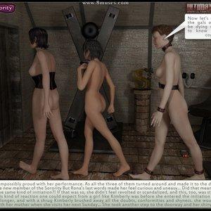 Ultimate3DPorn Comics Secret Sorority gallery image-062
