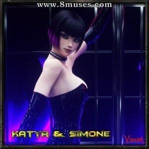 CGS12 – Katya and Simone Vaesark Comics