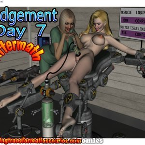 Judgement Day 7 – Aftermath (Various Authors) thumbnail