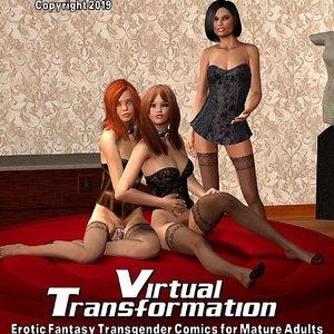 Virtual Transformation (Various Authors) thumbnail