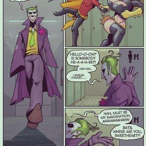 Ruined Gotham - Batgirl Loves Robin image 004