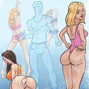 Invisiboy comic 001 image