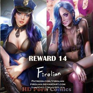 Reward 14 comic 001 image