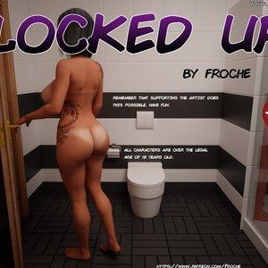 Locked Up comic 001 image