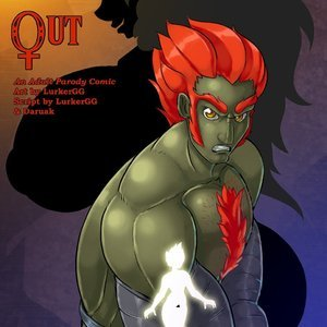 Lending Link Out - Only Way Out comic 001 image