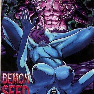 Demon Seed comic 001 image
