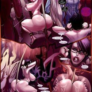 Bayonnetta The Umbra Bitch - Twerking Demonic comic 001 image